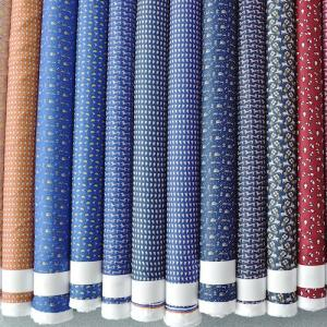 Silk Printed Fabric for Mens Ties